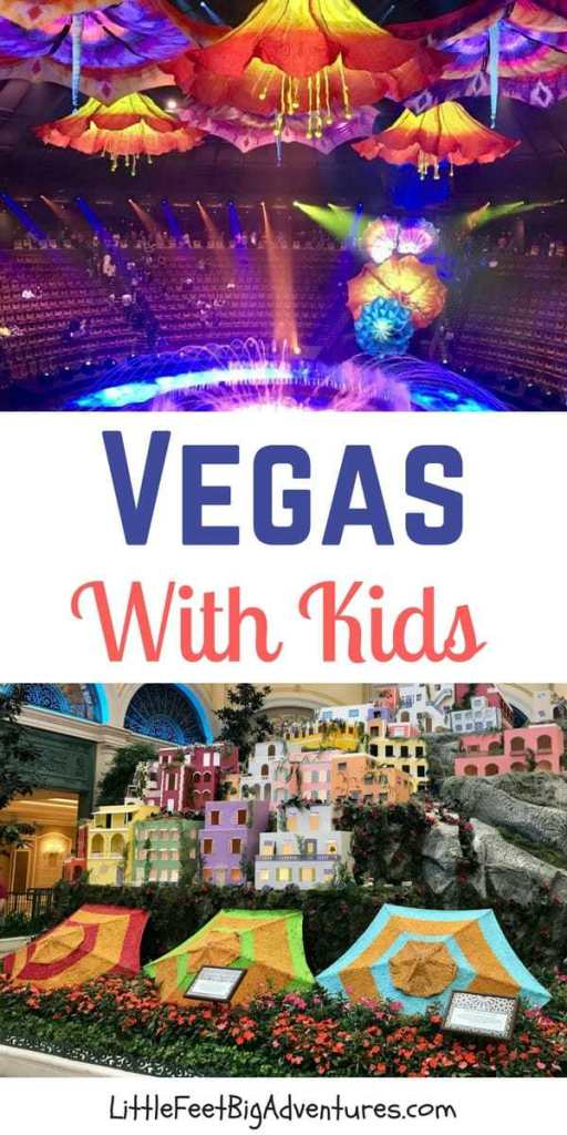 If you are visiting Las Vegas with kids, here is everything you need to know about planning your family vacation to Vegas.