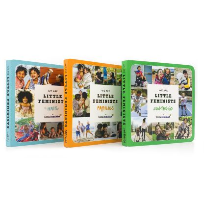 Families was published as a set of 3 books.