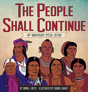 The People Shall Continue book cover