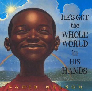 Juneteenth best book picks: He's Got the Whole World in His Hand cover