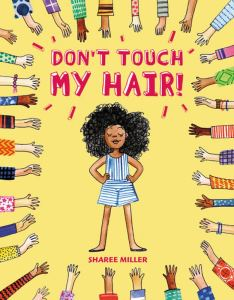 Don't Touch My Hair cover image