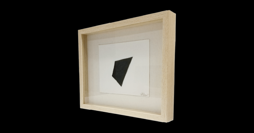 Framed series collage