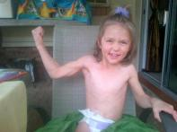 Check my MUSCLES - September 2012