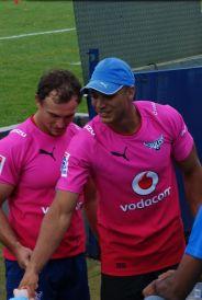 Blue Bulls Captains Practise