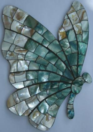 EMERALD BUTTERFLY by Cher Manning (Pretoria)