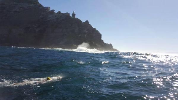 Swim for Hope 2016 - The Swim 1