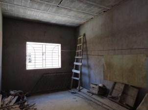 Window bars in Rissani