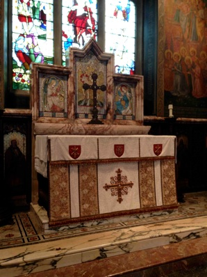Photo of the Altar