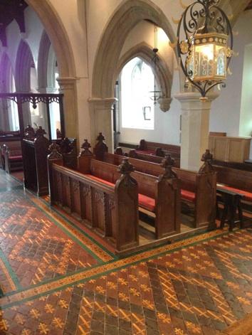 Photo of Choir Stalls