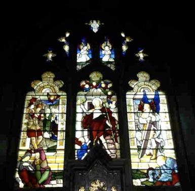 Photo of East Window