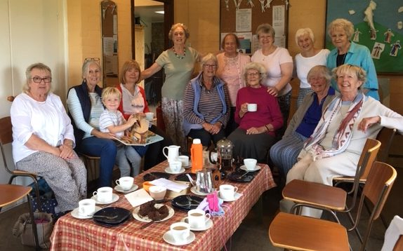 Photo of coffee morning