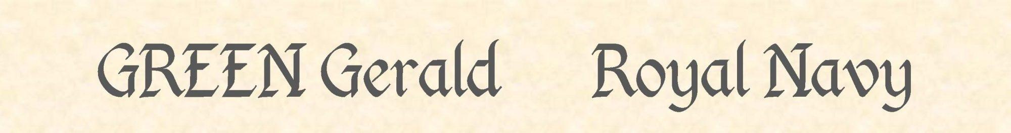 Gerald Green header