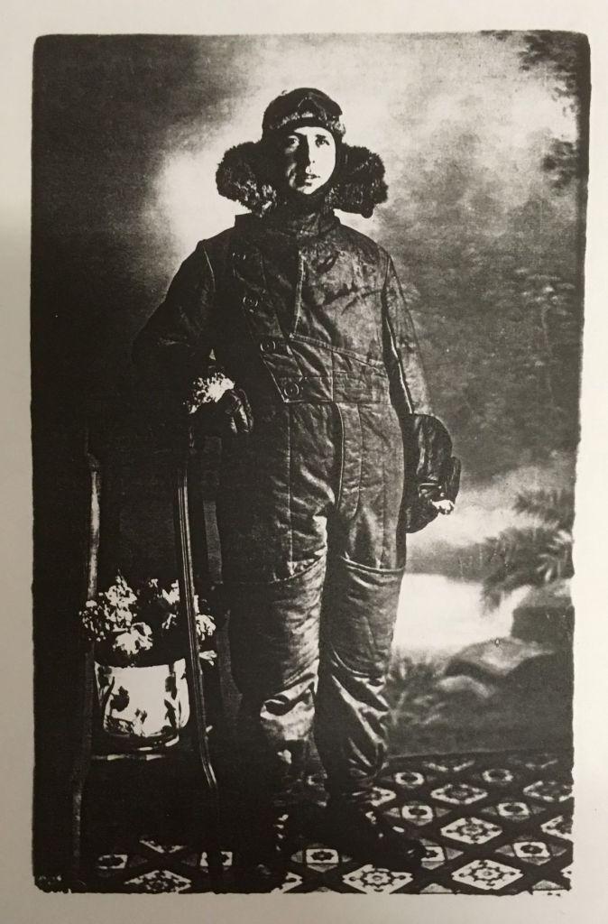 Photo of Ernest Ruffett