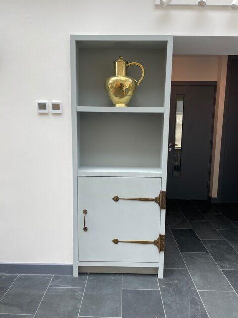 Photo of finished cupboard in ambulatory