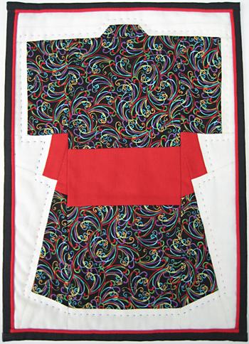 Jane Steward Kimono No.2 LG