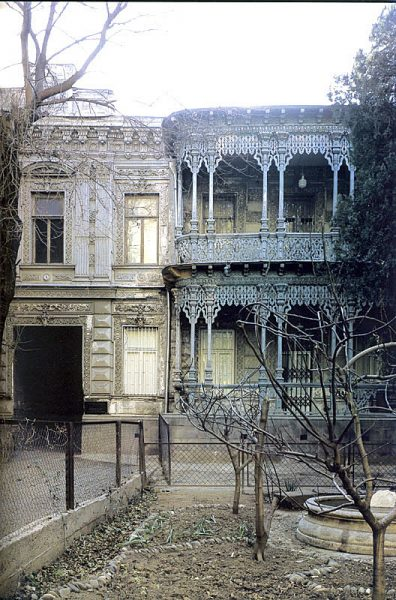 tbilisi-old-style-house