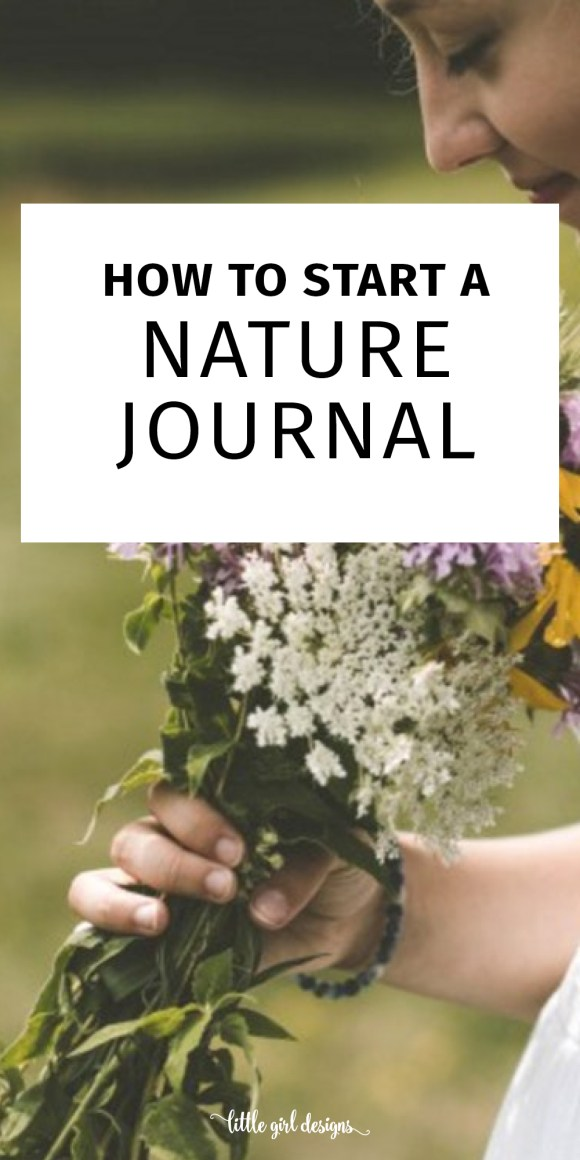 I LOVE these ideas on how to start a nature journal. So simple even a child can keep their own. I'm going to start keeping a nature journal with my daughter this year. I have so many ideas now. :)
