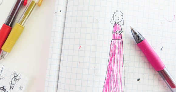 My kiddo LOVES G2 pens. To the point where she can spy them in any store and tends to slip a new pack into my shopping basket when I'm not looking. Hey, I get it. These pens are really good. #ad #PilotPenBackToSchool #PowerToThePen #CollectiveBias @Target @pilotpenUSA