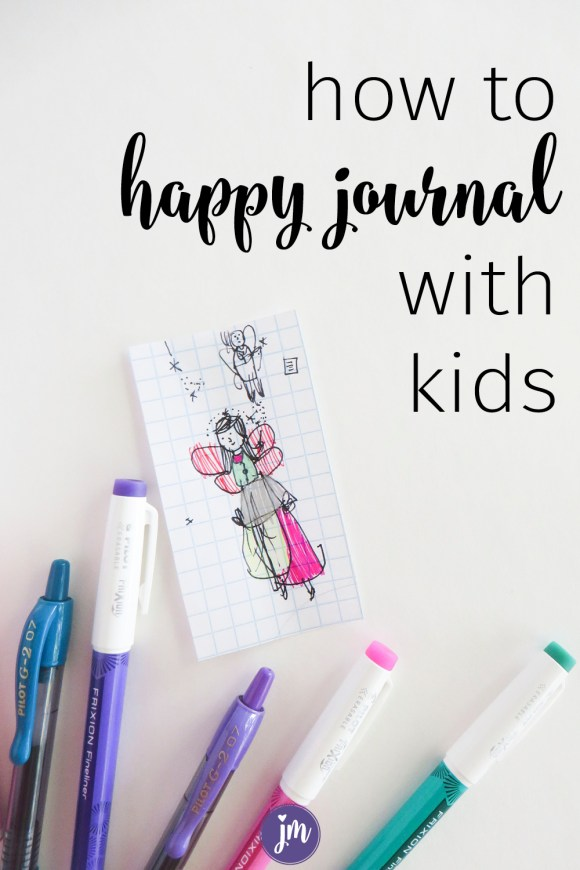 Have you ever tried happy journaling with your kiddos? It's such a great way to count your blessings and teach gratitude. Plus you can use all the fun pens! #ad @Target @pilotpenUSA #PilotPenBackToSchool #PowerToThePen #CollectiveBias