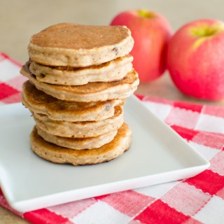 Apple and Sultana Pancakes