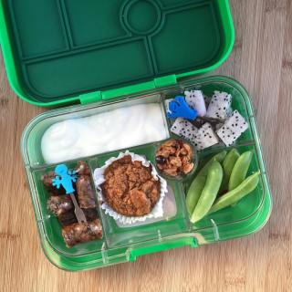 What's in my lunch box?