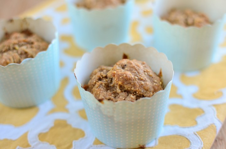 Little Grazers Mini 12 Grain Banana and Pear Bread Muffins - blw, baby led weaning, fussy eaters, kids meals, family meals