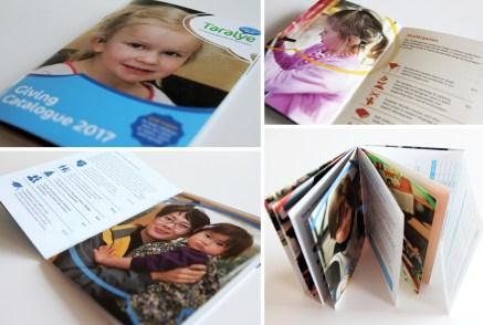 Taralye Giving Catalogue 2017
