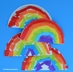 rainbows-craft