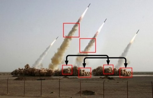 Real Missile launch