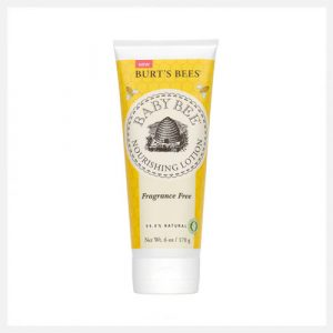 Burt's Bees Baby Bee Nourishing Lotion Fragrance Free 170g