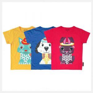 Mibo Coq en Pate T-Shirts