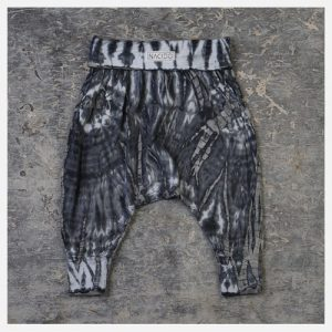 Nacido Bam Bams Heavy Weight Baby Pants Charcoal Sun