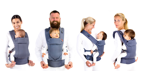 Beco-Gemini-4-in-1-baby-carrier-all-positions-grey