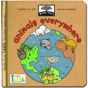 Green-Start-Book-Animals-Everywhere