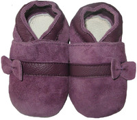 softies-baby-booties-cute-purple-bow-soft-sole-leather