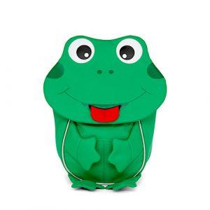 Affenzahn-Backpack-Finn-Frog-front