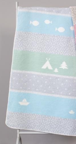 david-fussenegger-Jade-Green-Holiday-Maja-Bassinet-Blanket