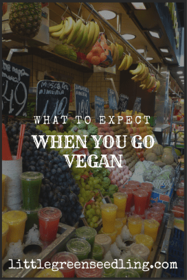 So you're transitioning to veganism, but you have some questions. How will your health change? What were your loved ones think? Here's what to expect.