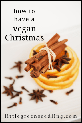 Christmas isn't so merry for farmed animals. Learn how to have #vegan #Christmas celebrations, including #food and #crueltyfree #gifts.