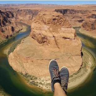 Horeshoe Bend.