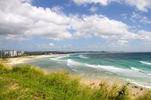 Kirra Beach Lookout