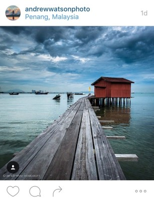 Andrew Watson Photo - my favourite travel instagrammers of 2015