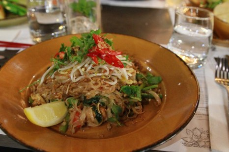Pad Thai Nest Hotel Jen Brisbane Review Travel Blog Australia Best Hotel