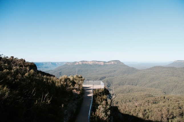 How to spend a weekend in the Blue Mountains