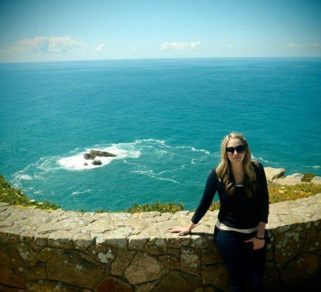 Lisbon - ocean view