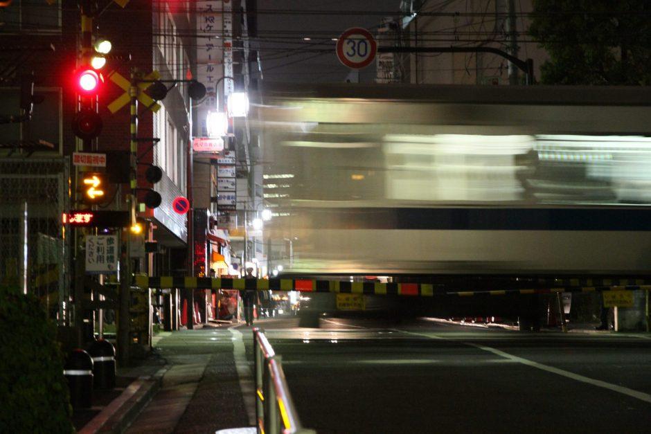 Train Spotting Tokyo