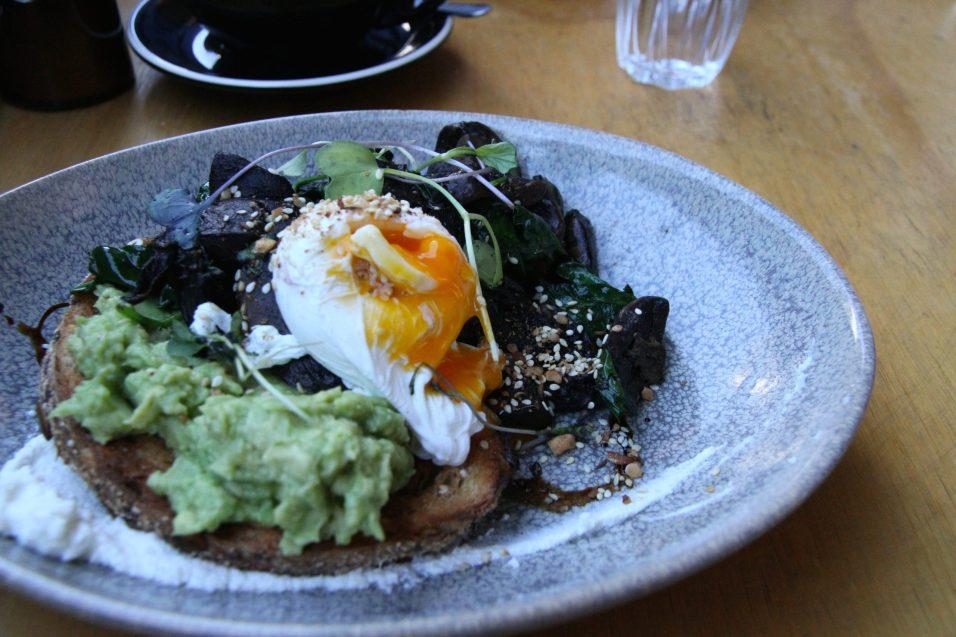 Melbourne breakfast