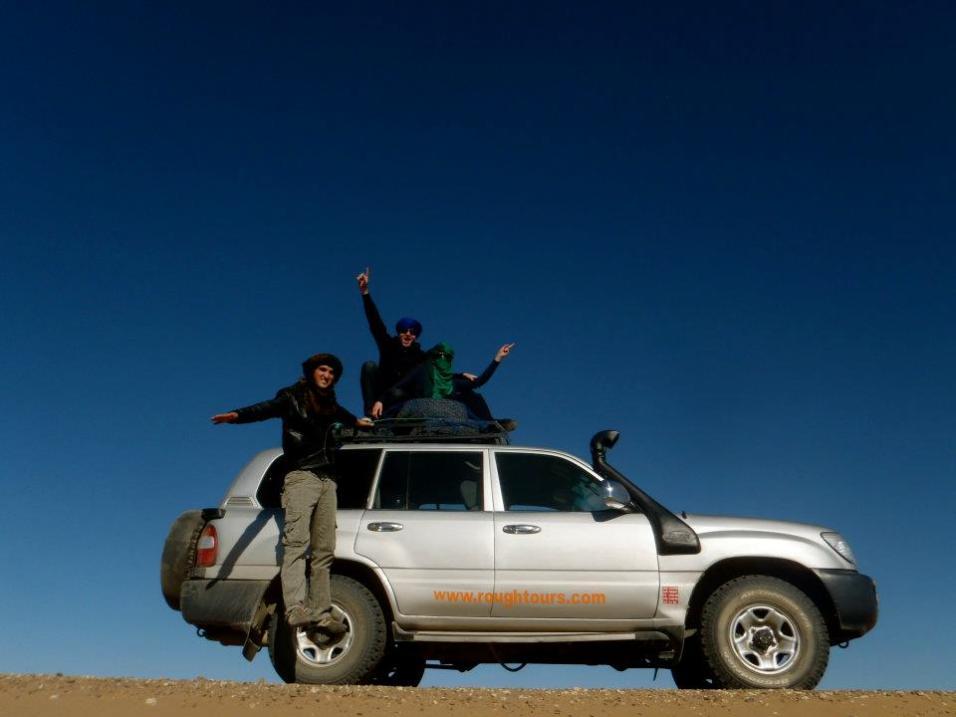Our 2 person tour through Morocco