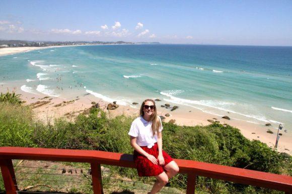 Phoebe Lee - Littlegreybox - Kirra Beach