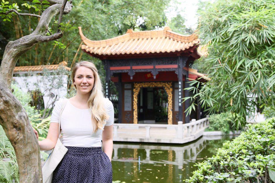 Exploring the Guangzhou Orchid Garden